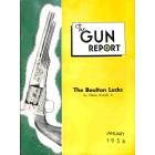 Cover Print of The Gun Report, January 1956