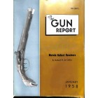 Cover Print of The Gun Report, January 1958