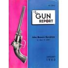 Cover Print of The Gun Report, January 1960