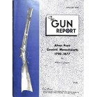 Cover Print of The Gun Report, January 1977
