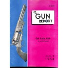 The Gun Report, July 1958