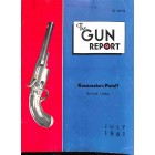 The Gun Report, July 1961