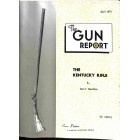 The Gun Report, July 1971
