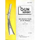 The Gun Report, July 1972