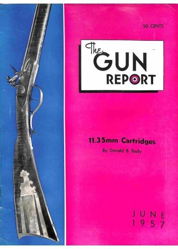 The Gun Report, June 1957