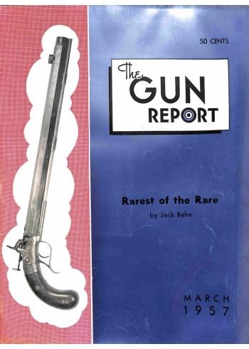 The Gun Report, March 1957
