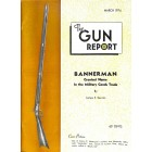 Cover Print of The Gun Report, March 1974