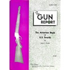 Cover Print of The Gun Report, March 1977