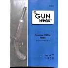 Cover Print of The Gun Report, May 1958