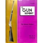 The Gun Report, May 1960