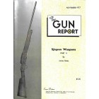 Cover Print of The Gun Report, November 1977