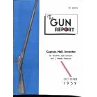 Cover Print of The Gun Report, October 1959