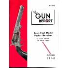 Cover Print of The Gun Report, October 1960