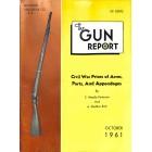 Cover Print of The Gun Report, October 1961