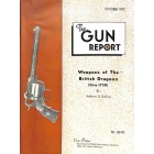 Cover Print of The Gun Report, October 1972