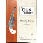 Cover Print of The Gun Report, October 1975