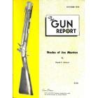 The Gun Report, October 1976