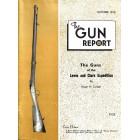 Cover Print of The Gun Report, October 1978