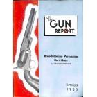 Cover Print of The Gun Report, September 1955