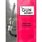 Cover Print of The Gun Report, September 1956