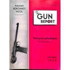 Cover Print of The Gun Report, September 1958