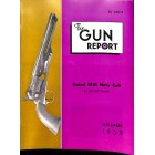 Cover Print of The Gun Report, September 1959