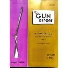 Cover Print of The Gun Report, September 1961