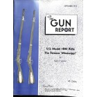Cover Print of The Gun Report, September 1973