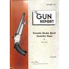 The Gun Report, September 1974