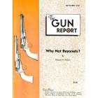 The Gun Report, September 1976