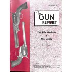 Cover Print of The Gun Report, September 1977