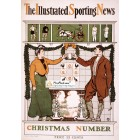 The Illustrated Sporting News, December, 1900. Poster Print.
