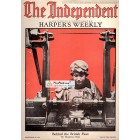 The Independent, December 28, 1918. Poster Print.