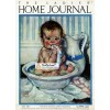 The Ladies Home Journal, July, 1921. Poster Print. Fangels.