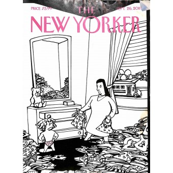 The New Yorker, September 26 2011