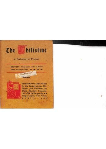 The Philistine, April 1906