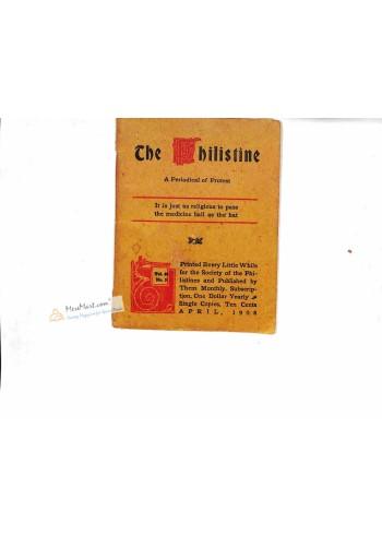 The Philistine, April 1908