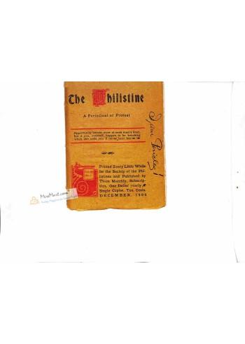 The Philistine, December 1906