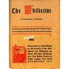 The Philistine, December 1911