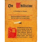 The Philistine, February 1908