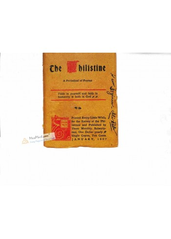 The Philistine, January 1907