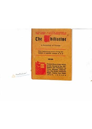 The Philistine, July 1906