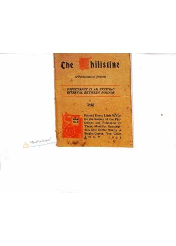 The Philistine, July 1908