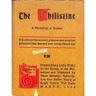 The Philistine, March 1908