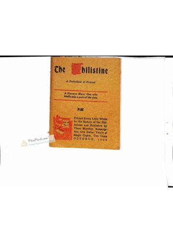 The Philistine, October 1908