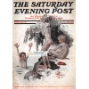 The Saturday Evening Post, August 19, 1911. Poster Print. Leyendecker.