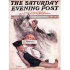 The Saturday Evening Post, July 9, 1911. Poster Print. Sarah Weber.
