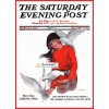 The Saturday Evening Post, March 4, 1916. Poster Print. Sarah Weber.