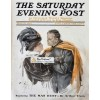 The Saturday Evening Post, May 18, 1907. Poster Print. Harrison.