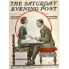 The Saturday Evening Post, May 1, 1920. Poster Print. Norman Rockwell.